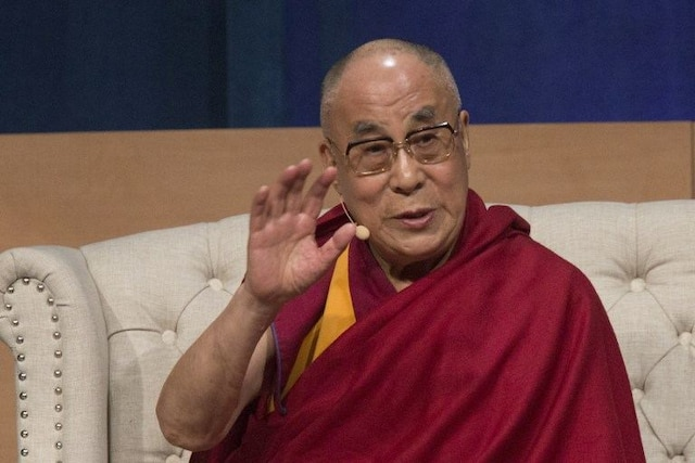 Dalai Lama apologises over his comment on 'Indo-Pak' relations