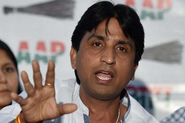 Kumar Vishwas talks of return of Prashant Bhushan, Yogendra Yadav to