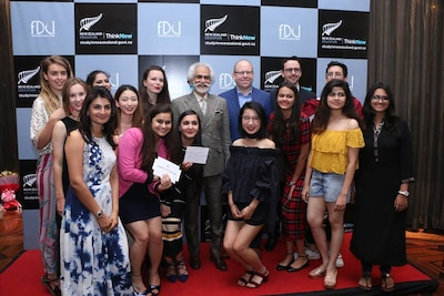 Exclusive Fashion Industry Expanding In India Says Fdci President Sunil Sethi