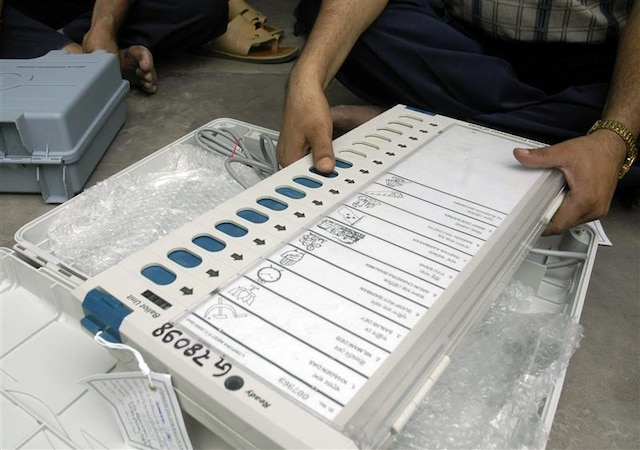 EVMs carried in private vehicle in Palghar Lok Sabha bypoll, FIR filed