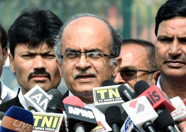 BIG revelation on Rafale: 'When CAG report will be out in Jan, how could PAC have seen it?' asks Prashant Bhushan