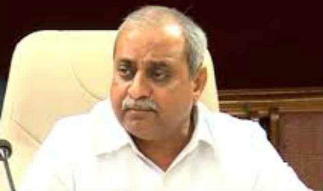 Gujarat Deputy Chief Minister Nitin Patel Gets Finance Ministry Portfolio
