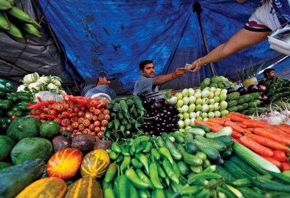 Retail inflation hits five-month high of 5 per cent in June