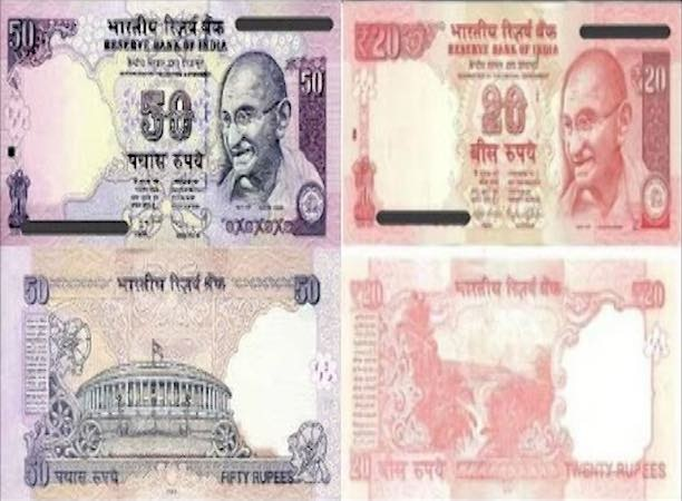 RBI to issue new Rs 20, Rs 50 notes soon