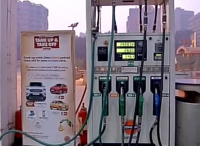 Fuel on fire: Govt may reduce excise duty on petrol and diesel
