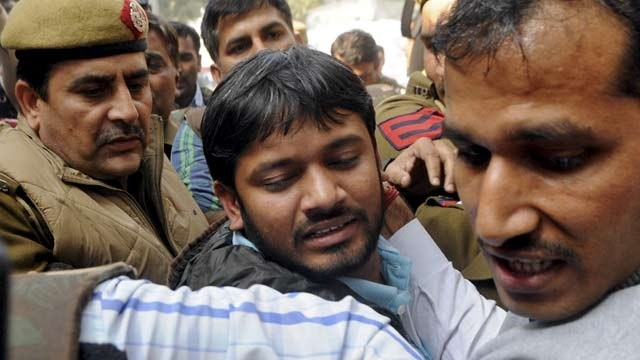 BJP A Washing Machine, Cleanses Leaders Of Criminal Charges: Kanhaiya Kumar