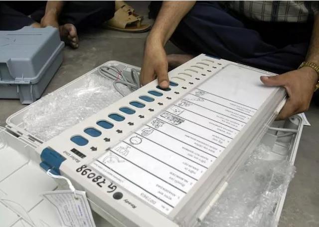Chhattisgarh Elections: Congress files petition in Chhattisgarh HC over EVM security