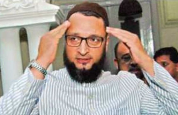 'Amit Shah doesn't want country sans-Congress, but he wants it free of Muslims' says AIMIM Chief Owaisi