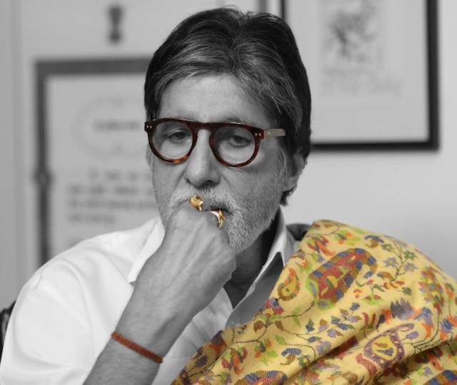 Bollywood MEGASTAR Amitabh Bachchan posts JOB APPLICATION on TWITTER !