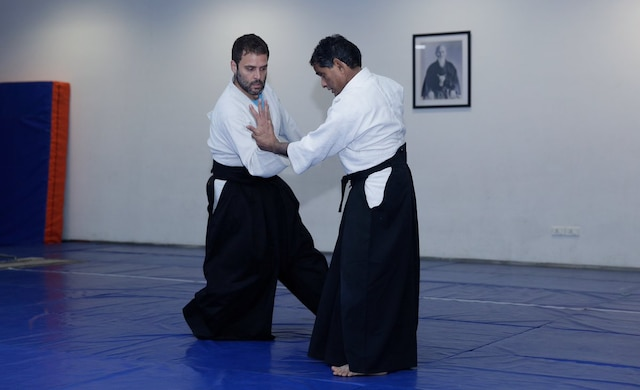 Rahul Gandhi 'black belt in Aikido' shows some martial art moves