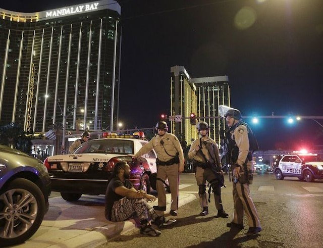 Las Vegas gunman had money troubles before attack: Police