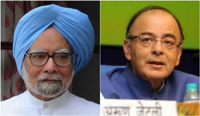 Demonetisation: Manmohan Singh calls it 'organised loot', Arun Jaitley terms it as a 'watershed moment'