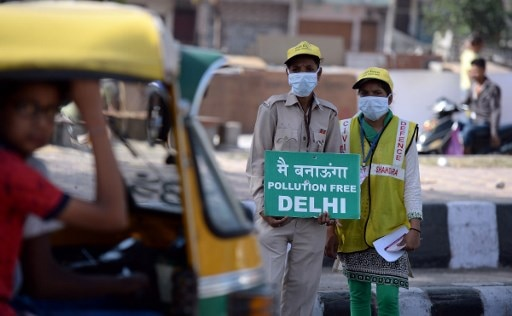 Delhi: 'Odd-Even scheme to be implemented in the national capital between November 13 & 17,' say sources