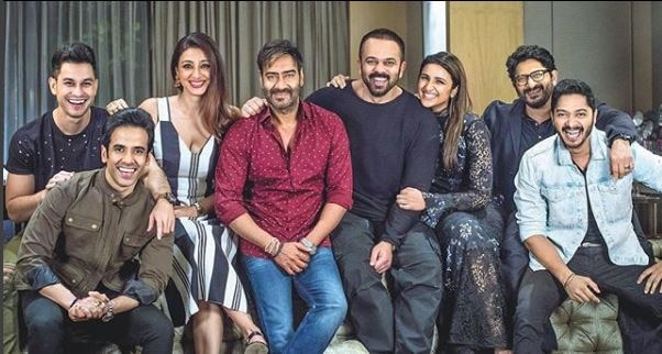 Year's biggest blockbuster Golmaal Again surpasses the Rs 200 crore mark