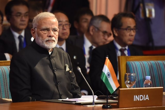 PM Modi le invites ASEAN leaders as chief guests for Republic Day 2018