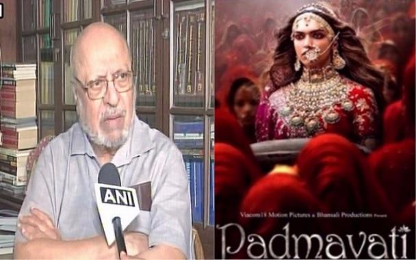 'Padmavati' Row: Shyam Benegal speaks up on Sanjay Leela Bhansali's magnum opus