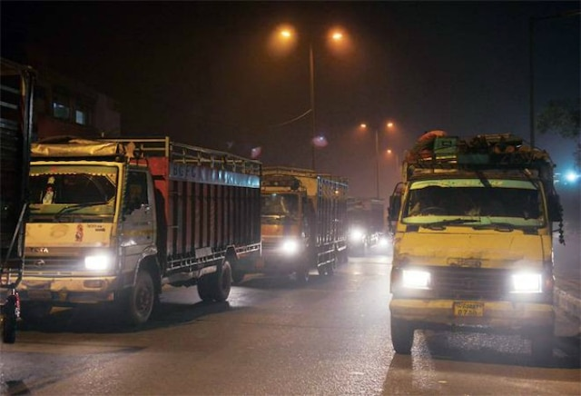 Delhi pollution: EPCA removes ban on entry of trucks, construction work