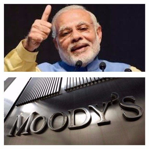 Moody's upgrades India's rating, says reforms will foster