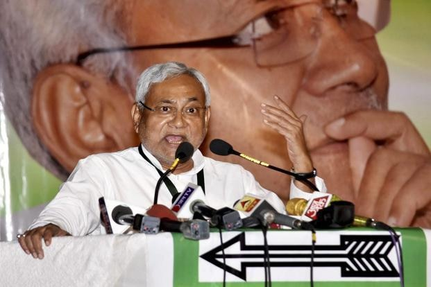 Election Commission recognises Nitish Kumar-led group as JD(U)