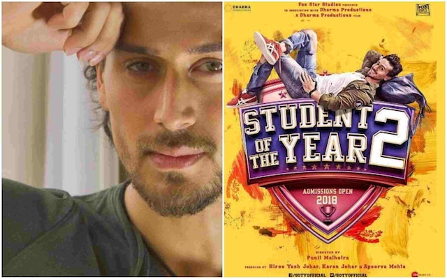 REVEALED: Check out TIGER SHROFF'S FIRST LOOK in STUDENT OF THE YEAR 2
