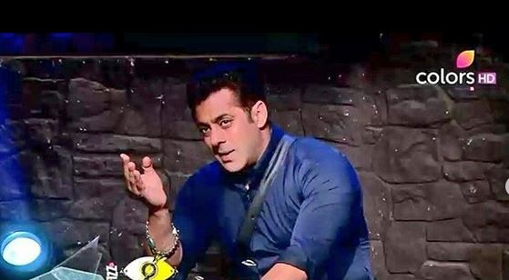 BIGG BOSS 11: ANGRY Salman Khan walks OUT of the sets midway of the show
