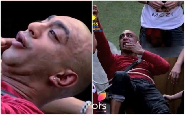 BIGG BOSS 11: OMG! Akash Dadlani's FACE SWELLS ALARMINGLY after this TASK