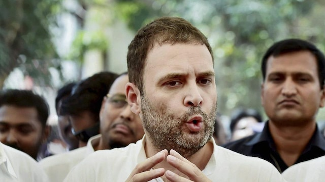 Rahul Gandhi Thanked 'BJP' But Targeted Modi: Here's How