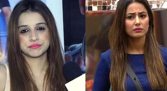 BIGG BOSS 11: 'I will continue DISLIKING her' says Benafsha Soonawal about Hina Khan