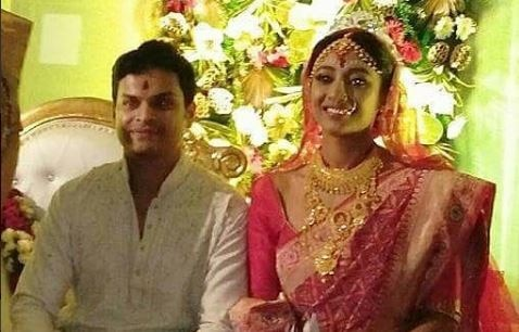 CONGRATULATIONS ! Hate Story actress Paoli Dam gets married