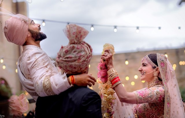 Exclusive videos of Virat Kohli and Anushka Sharma's wedding in Italy