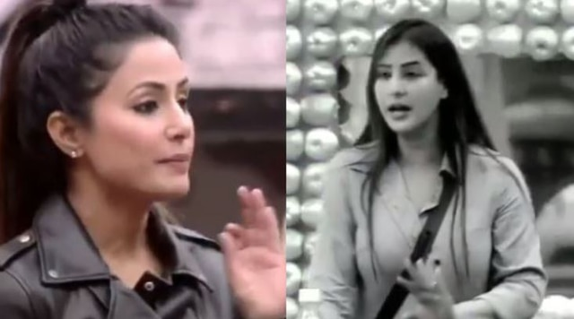 BIGG BOSS 11: Hina Khan and Shilpa Shinde get into an UGLY FIGHT