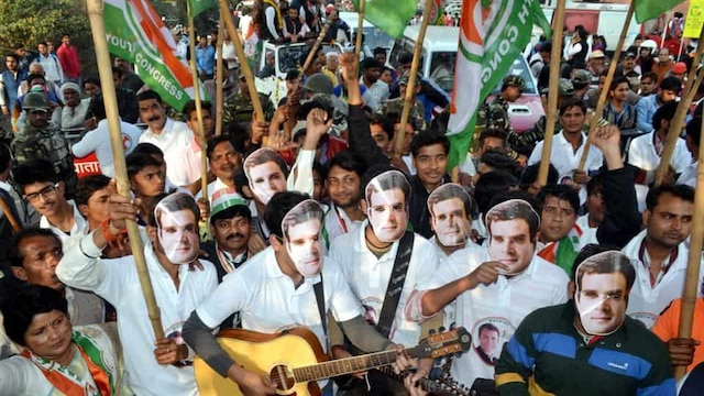Good news for congress ahead of the Gujarat and Himachal Pradesh assembly results