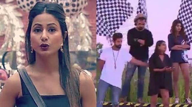 BIGG BOSS 11: Hina Khan gets SLAMMED by 'Khatron Ke Khiladi' co-star