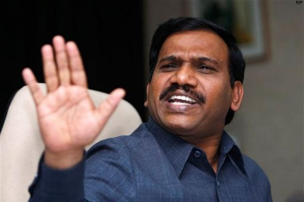 A Raja releases book on 2G case; levies SERIOUS allegations on Manmohan, Vinod Rai