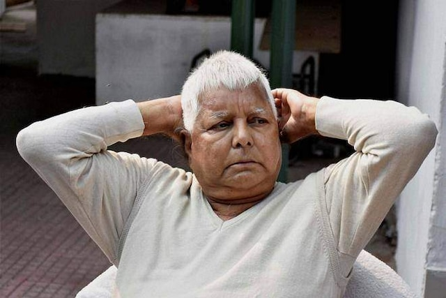 Lalu Yadav's health deteriorates post RJD draws blank in Bihar