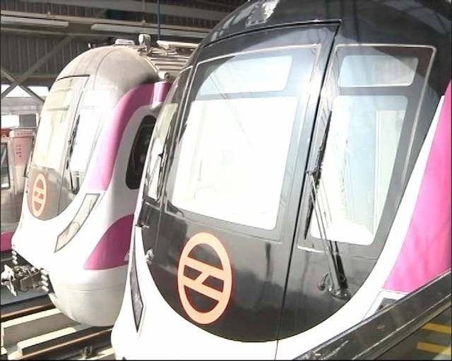 Here are all the stations of Delhi Metro's new Janakpuri-Kalkaji Magenta Line