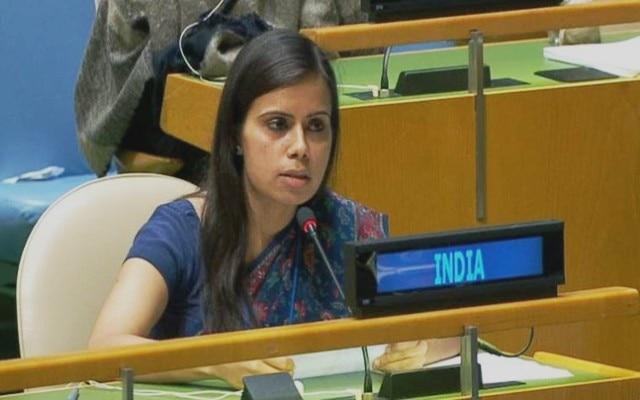 Diplomat Eenam Gambhir's mobile phone snatched in Delhi's Rohini