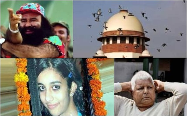 Year ender 2017: From Aarushi Talwar's murder verdict to Fodder Scam, here's a list of 5 major judgments