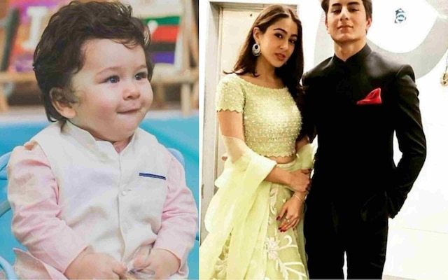REVEALED ! This is why Sara and Ibrahim missed Taimur's birthday
