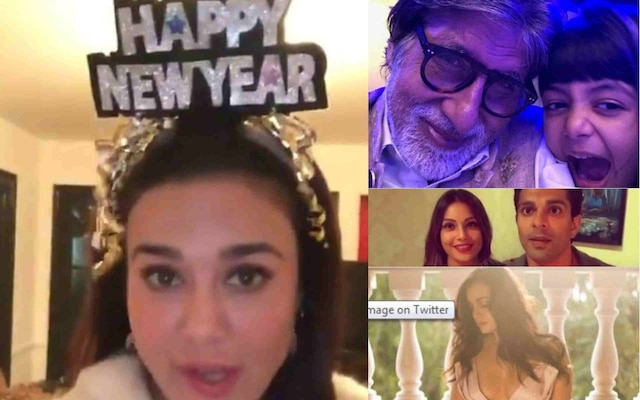 New Year 2018: This is how bollywood celebrities wish their fans