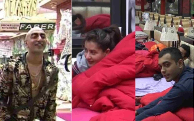 BIGG BOSS 11: SHOCKING ! Luv Tyagi comments on Akash Dadlani's appearance !