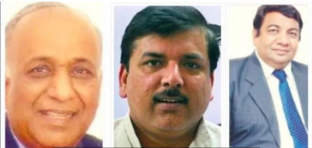 Amid tussle over nomination, AAP gets 3 members elected unopposed in Parliament
