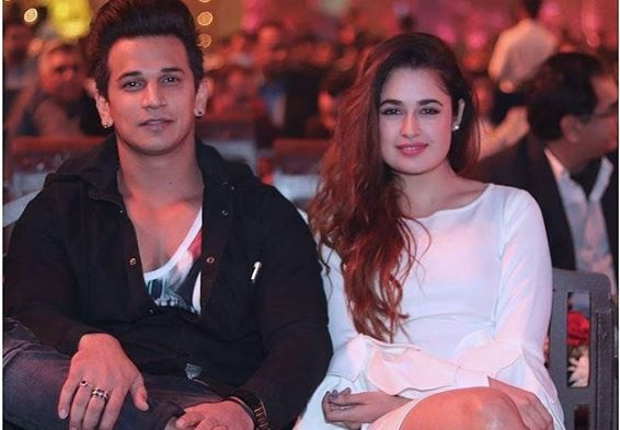 OMG ! Former Bigg Boss contestants Prince Narula and Yuvika Chaudhary getting MARRIED in APRIL ?