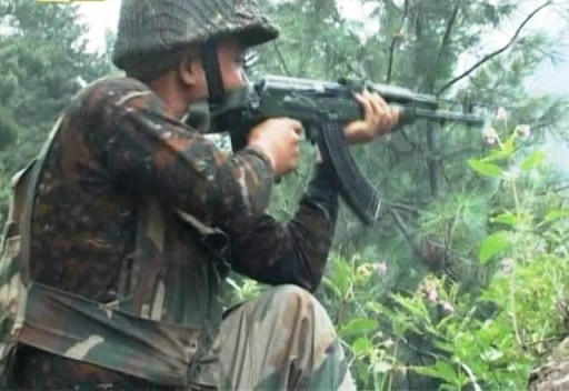 Acting tough, Indian Army kills 7 Pakistani soldiers in firing