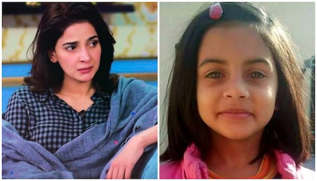 Actress Saba Qamar breaks down while talking about Zainab, demands justice for her