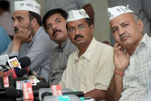 Disqualified AAP MLAs withdraw plea from Delhi HC challenging EC's recommendation