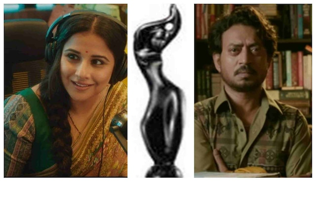 Irrfan Khan Best Actor, Vidya Balan Best Actress, here is the complete list of 63rd Jio Filmfare awards winners