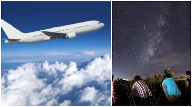 Gurugram villagers mistake poop falling from sky as meteor, store it
