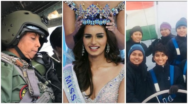 As India celebrates National Girl Child Day, here is a list of Indian women who made us proud