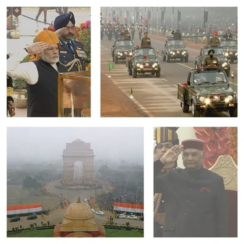 India celebrates 60th Republic Day; 10 ASEAN leaders to grace celebrations as chief guests